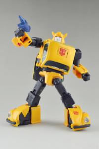 Transformers Masterpiece MP-21 Volkswagen Beetle Bumblebee Spike