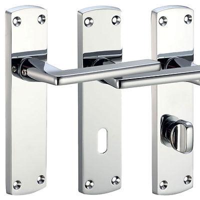 Door Handles Leon Internal Door Handle on Rose Door Handle Sets 1-15