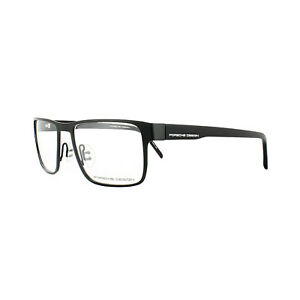 f499c3b4d51 Image is loading Porsche-Design-Glasses-Frames-P8292-A-Black-Men