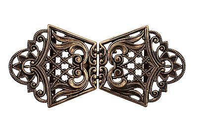 Grembiuli Fibbia Oro Antico Costume Fibbia Metallo Dirndl 70mmx30mm-ße Gold Antik Tracht Schnalle Metall Dirndl 70mmx30mm It-it Mostra Il Titolo Originale