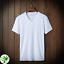 Fashion Men/'s Summer V-Neck Casual Bamboo Fiber T-Shirt Top Undershirts L-5XL