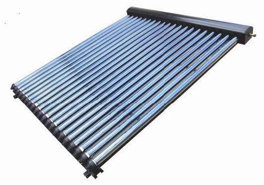 Solar Water Heater Collector Panel - 20 Tube with Solar Keymark