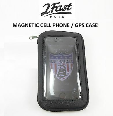 Phone Case Holder Motorcycle Magnetic Gas Tank Holder Mount Iphone GPS Suzuki