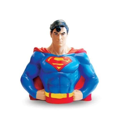 DC JLA Buste Tirelire PVC SUPERMAN 18 cm