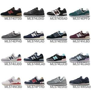 New-Balance-ML574-D-574-Reflect-Men-Running-Shoes-Sneakers-Pick-1
