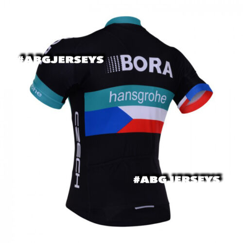 NEW 2018 BORA HANSGROHE KONIG CZECH JERSEY BIB HOBBY KIT CYCLING TOUR DE FRANCE