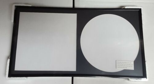 DOUBLE 7 INCH 45 RPM RECORD FRAME 24 PACK DISPLAYS SLEEVE + RECORD TOGETHER