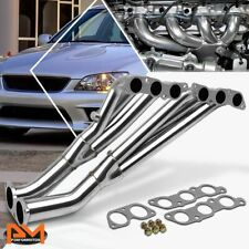 Stainless Steel Exhaust Header Manifold for 01-05 Laxus IS300 XE10 3.0 I6 JCE10