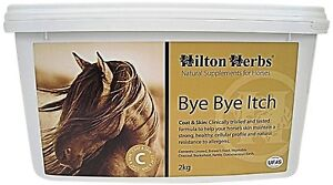 HILTON-HERBS-BYE-BYE-ITCH-2KG-SUPPLEMENT-FOR-HORSES-FOR-IRRITATIONS