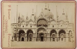 Venezia-Chiamato-Italia-Foto-P-Salviati-PL17c2n21-Vintage-Albumina
