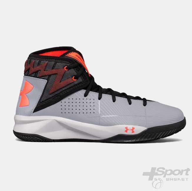 chaussure Basket Under Armour rocket 2 Herren - 1286385-0037