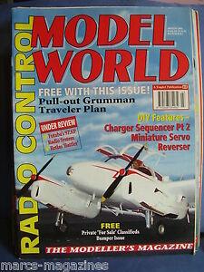 RCMW-RC-MODEL-WORLD-MARCH-1995-GRUMMAN-TRAVELLER-PLAN-RAY-EGGLESTON-MICRO-SPARK