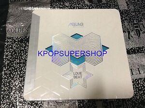 MBLAQ-Special-Love-Beat-CD-NEW-Sealed-K-POP-KPOP-Blaq-Style-Mona-Lisa-Lovebeat