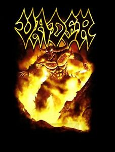 VADER-cd-cvr-Tibi-et-Igni-GO-TO-HELL-Official-SHIRT-Size-XL-new