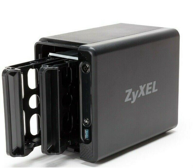 Zyxel NAS, ekstern, 0 GB