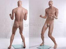 Male Fiberglass Realistic Mannequin Dress From Display #MZ-PW1