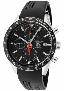 TAG Heuer Carrera Automatic Chronograph CV2014.FT6014 Wrist Watch for Men 7b624f8fe