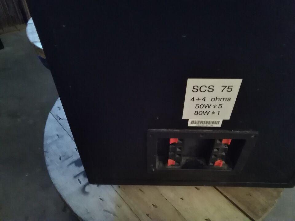 Højttaler, JBL, SF's 75