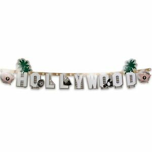 Hollywood-Letter-Banner-Bunting-Garland-135cm-Movie-Party-Decoration