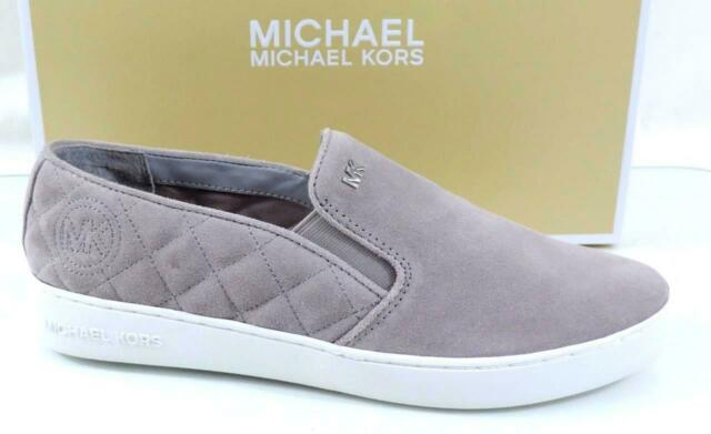 Michael Kors Keaton Quilted Slip-on 10