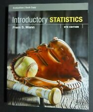 Introductory statistics 9th edition 2016 by prem s mann ebay introductory statistics 9th edition paperback by prem s mann fandeluxe Images