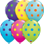 6-x-11-034-Printed-Qualatex-Latex-Balloons-Assorted-Colours-Children-Birthday-Party thumbnail 96
