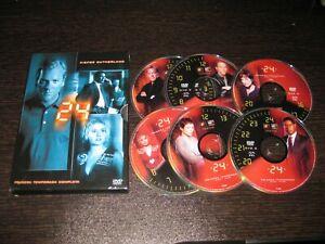 24 DVD Prima Stagione Completa