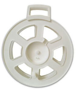 EMPTY-WHITE-REEL-WILL-FIT-FLAT-AQUASOURCE-HOSE