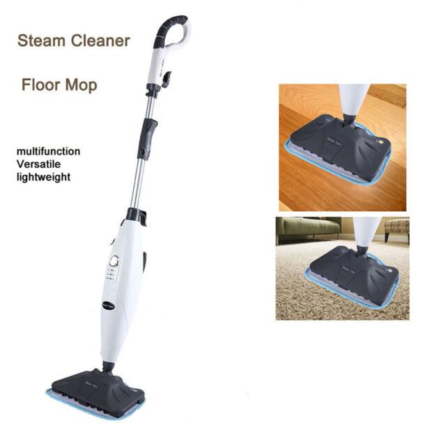 US Sell Multifunctional Steam Cleaner Floor Kitchen Carpet Handheld ...