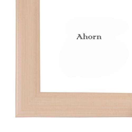 Bilderrahmen Antireflex CAPRY ab 40x13 bis 40x23 cm Foto Poster Rahmen Neu