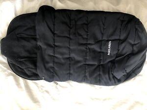 McLaren-Pram-sleeping-bag-In-Great-condition