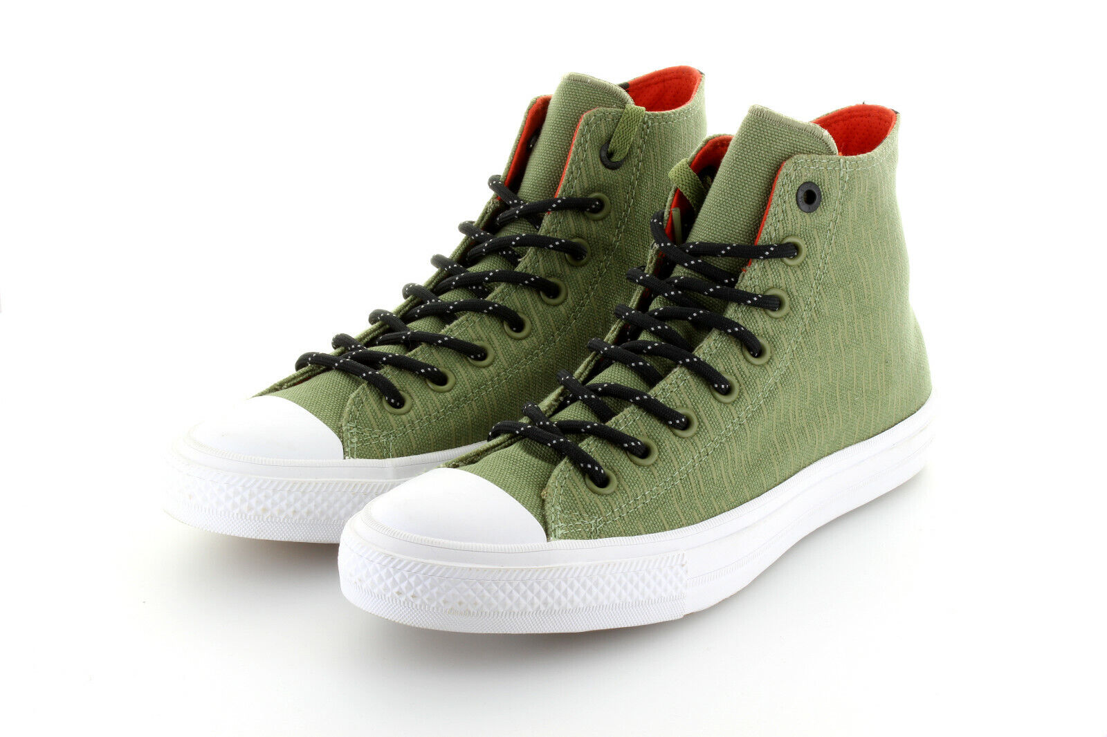 Converse Chuck Taylor As II Hi Olive vert Counter Climate Lunarlon 42,5 43 us9