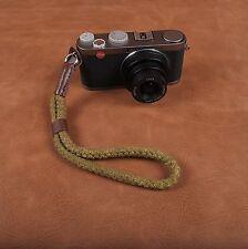 Cam-in Lanyard strap Wrist strap Hand strape Olive Fujifilm Leica Sony CAM2061