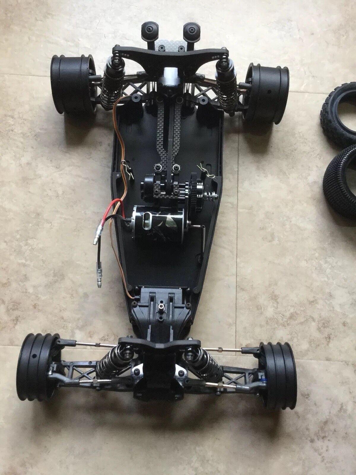 Schumacher KF2 SE 2wd Semi-complete Kit