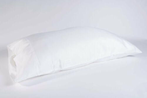 AWESOME ORGANIC BAMBOO PILLOW PROTECTOR WITH SILK FILLING SUPER SALE NOW!