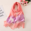 Brand-luxury-silk-scarf-2018-New-Designer-women-brand-colorful-shawl-scarf thumbnail 6