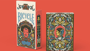 Intelligente Carte Da Gioco Bicycle Artist Second Edition,poker Size