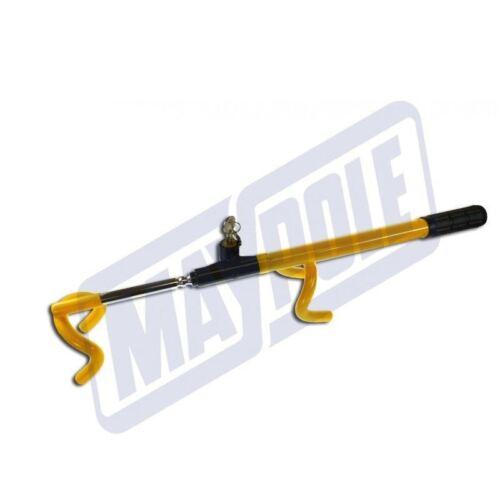 Double Hook Steering Wheel Lock anti theft universal