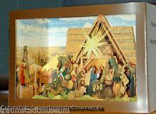 Osterrieder Krippe Orientalische Guckkastenkrippe Papierkrippe Pop-up Diorama