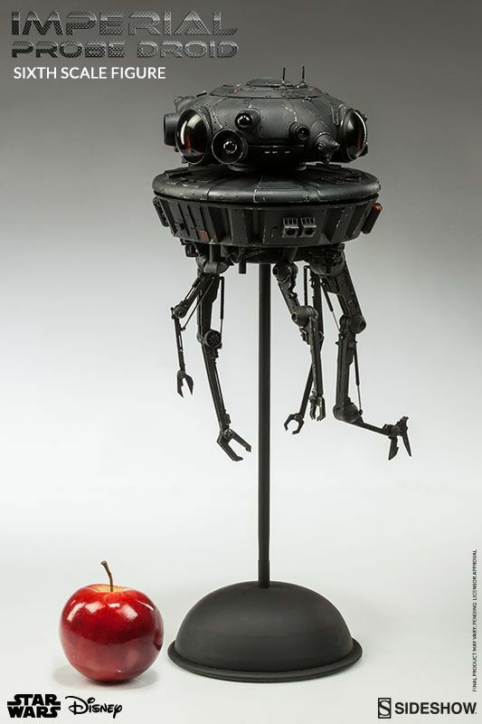 Star Wars - Imperial Probe Droid 1 6 Scale Action Figure-SID21642