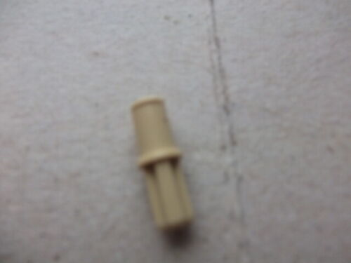 Lego 3749 axle to pin connector without friction ribs  6562 x1