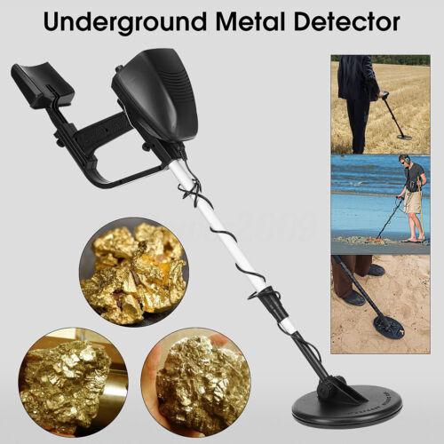 MD-4030 Metal Detector Underground Gold Digger Hunter Deep Sensitive Fine RS