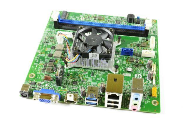 HP 510-a010 260-a114 AMD Carrizo-L A8-7410 CPU Desktop Motherboard 844844-006