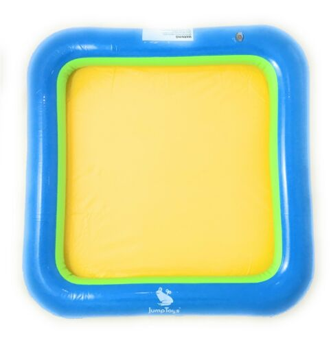 Bright Colors Clean Compact Spacious Inflatable Kinetic Sand Tray Large Set