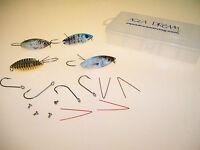 Capt. Mike Hakala - Weedless Premium & Repair Kit - Aqua Dream Lures - Spoons