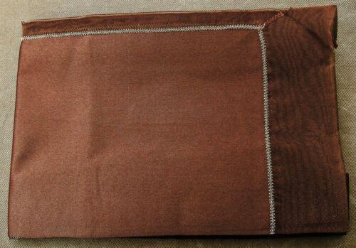 Beau rond circulaire nappe 166CM//65.5 pouces or//ambre//bronze