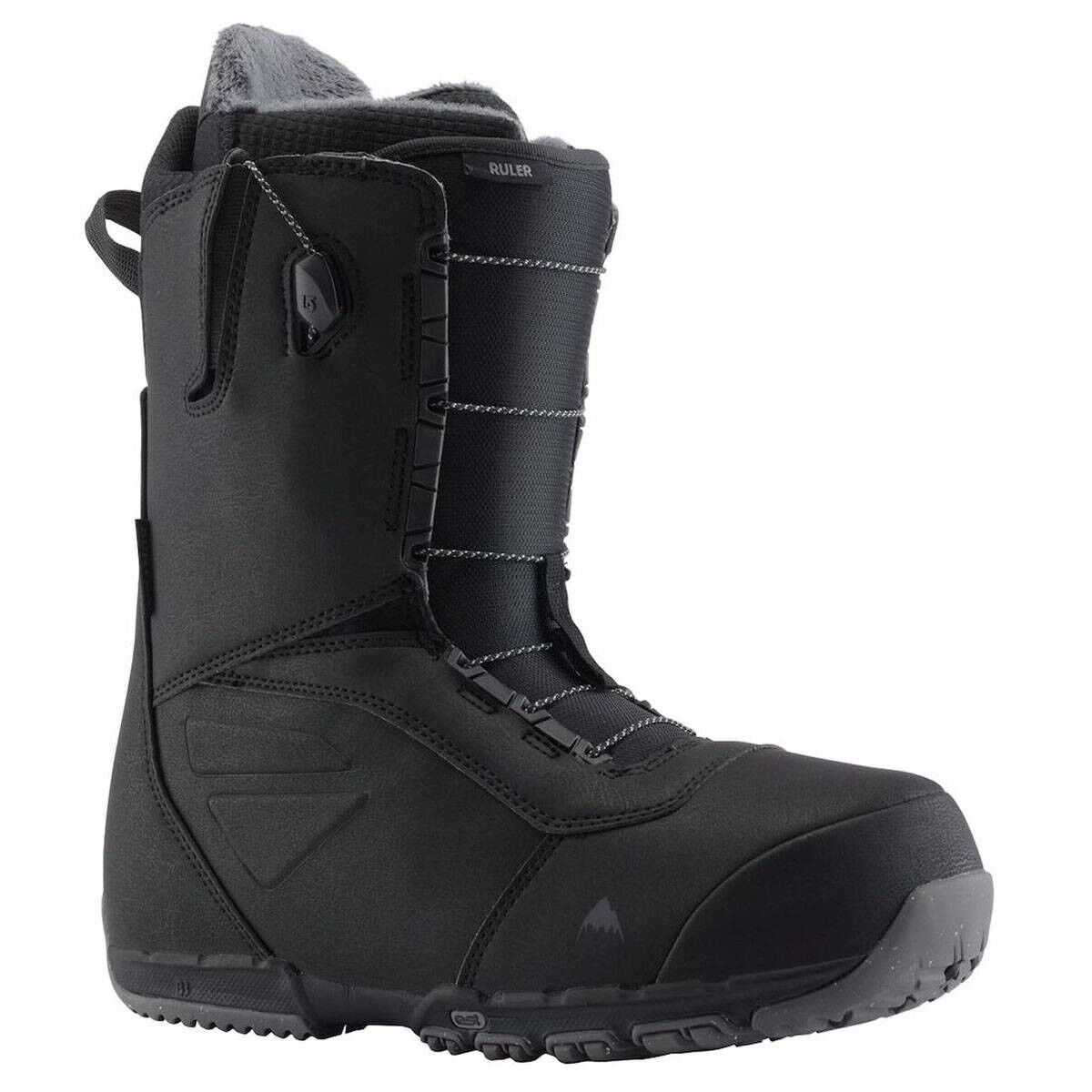 Burton Ruler Stiefel Snowboardschuhe schwarz