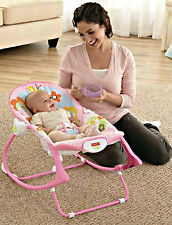 Infant to Toddler Rocker Baby Toys Bouncer Rock and Play Sleeper Fisher Price