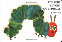 The Very Hungry Caterpillar, Board Books Children Bedtime Stories Reading