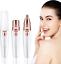 miniatura 1 - Facial Hair Remover Women, Gianic 2-1 Face Nose Eyebrow Trimmer Electric Lady 2